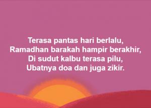 Pantun Ramadhan 13