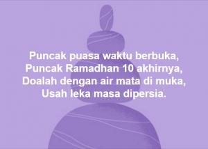 Pantun Ramadhan 12
