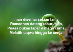 Pantun Ramadhan 7